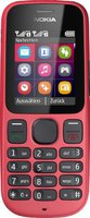 Nokia 101 Rot ohne Vertrag