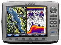 Lowrance HDS-10