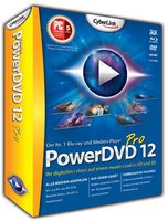 CyberLink PowerDVD 12 Pro (Win) (DE)