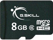 G.Skill microSDHC 8GB Class 6 (FF-TSDG8GA-C6)