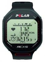 Polar RCX5 GPS black