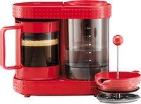 Bodum Bistro Elektrischer Kaffeebereiter 0,5 Ltr. rot