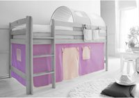 Ticaa Vorhangstoff Classic für Hochbett