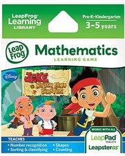Leap Frog LeapPad Explorer Jake And The Neverland Pirates