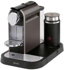 Krups Nespresso New CitiZ & Milk XN 730T Titan