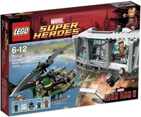 LEGO Super Heroes - Iron Man Tumult in der Malibu-Villa (76007)