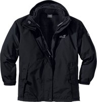 Jack Wolfskin Iceland Jacket Women Black