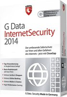 Gdata Internet Security 2014 (3 User) (1 Jahr) (DE) (Win) (Box)