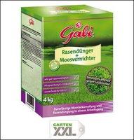 Gabi Rasendünger + Moosvernichter 4 kg