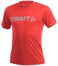 Craft Active Run Logo Tee Laufshirt Herren