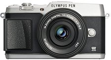 Olympus Pen E-P5 Kit 14-42 mm (silber)