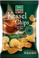 funny-frisch Kessel Chips Rosemary & Sea Salt (120 g)