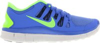 Nike Free 5.0+ Women distance blue/flash lime/anthracite