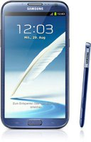 Samsung Galaxy Note 2 16GB Blue ohne Vertrag