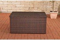 CLP Trading GmbH Auflagenbox L 515 Liter (Polyrattan)