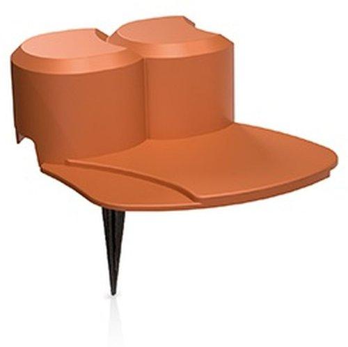 Prosperplast Palisade mit Mähkante 12,9 x 6,5 cm (IHAP)