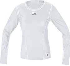 Gore Essential Base Layer Windstopper Lady Shirt Long
