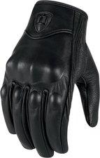 Icon Pursuit Glove Schwarz Größe XL