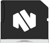 Nifty Mini Drive Case Apple Macbook Air 33 cm (13 Zoll) silber