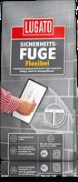 Lugato Sicherheitsfuge Flexibel 1 kg grau