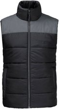Jack Wolfskin Lakota Vest Men Black