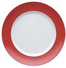 Thomas Rosenthal Group Sunny Day new red Speiseteller 27 cm