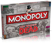 Hasbro The Walking Dead Monopoly