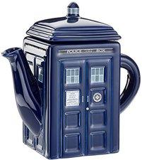 Dr Who Tardis Teekanne