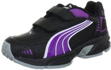 Puma Xenon Trainer V Jr black/purple (18569809)