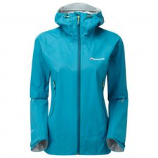 Montane Atomic Jacket Women Blue