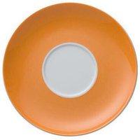 Thomas Rosenthal Group Sunny Day orange Cappuccinountertasse 16,5 cm