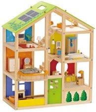 HaPe Vier-Jahreszeiten-Haus möbliert