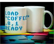 getDigital C64 Load Coffee Becher