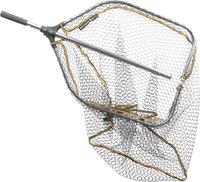 Savagear Tele Folding Rubber Mesh Landing Net Large