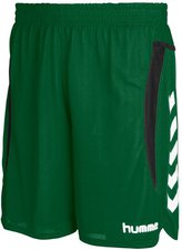 Hummel Team Player Poly Shorts Junior