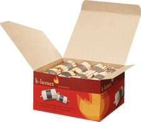 K-Lumet Feueranzünder für Kamin und Grill 10 x 16 Stück