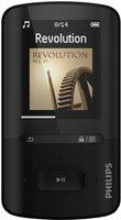 Philips GoGear Vibe 4GB SA4VBE04 schwarz