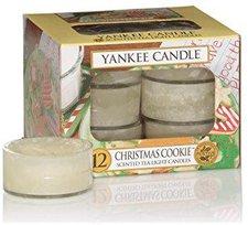 Yankee Candle Teelichter-Set Christmas Cookie