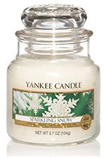 Yankee Candle Sparkling Snow Housewarmer (104 g)