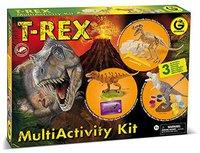 Geoworld T-Rex Multi-Activity Kit