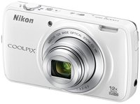 Nikon COOLPIX S810C weiß