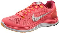 Nike LunarGlide+ 5 Women laser crimson/white/lagoon red/atomic mango