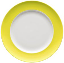 Thomas Rosenthal Group Sunny Day neon yellow Frühstücksteller 22 cm