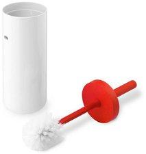Authentics Lunar WC-Bürste weiß/rot (1201522)