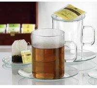Bohemia Cristal Teeglas Lin 360 ml 6er Set