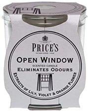 Price's Candles Open Window Jar