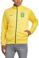 Nike Herren Brasilien Trainingsjacke WM 2014