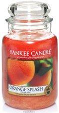 Yankee Candle Orange Splash Large Jar Candle