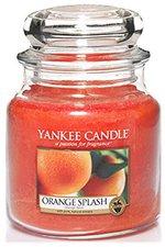 Yankee Candle Orange Splash Medium Jar Candle