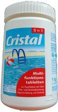 Cristal Multifunktionstabletten 1 kg (5 Tabletten à 200 g)
